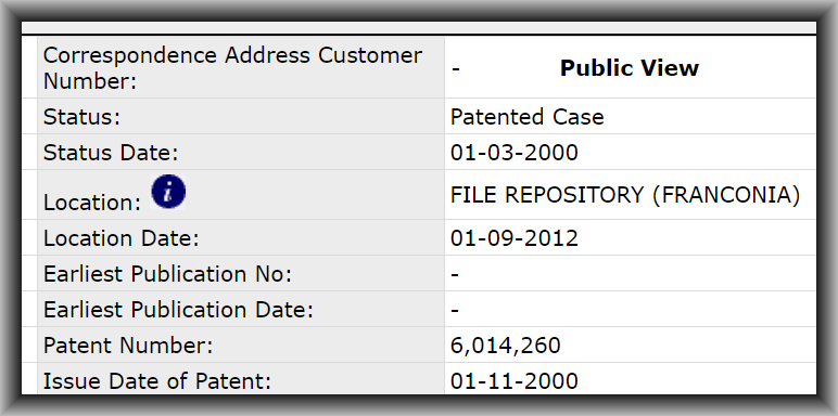 How to decide when to destroy an old patent file? - Ant-like