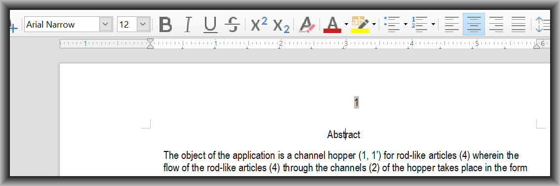 USPTO fails to support DOCX from non-Microsoft word